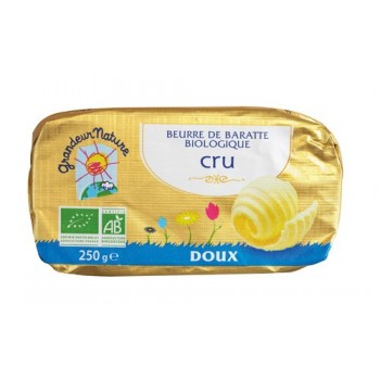 "Beurre cru doux 250g""le gall"""