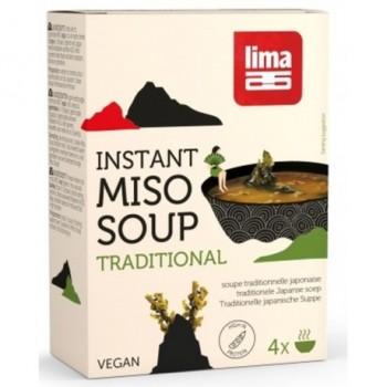 """Instant miso soup """"lima"""""""
