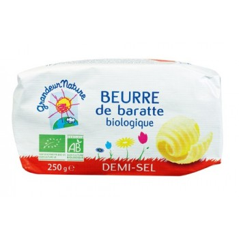Beurre moule 1/2 sel...