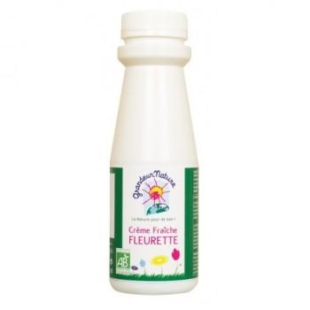 Crème fraîche fleurette...
