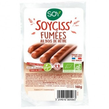 "4 soycis' fumees ""soy"""