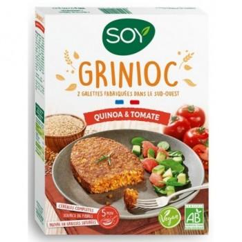 "Grinioc quinoa/tomates ""soy"""