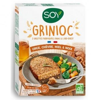 """Grignoc orge/chevre/miel """"soy"""""""