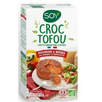 Croc tofou poivrons brebis...