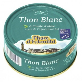 Thon blanc olive 160g Phare...