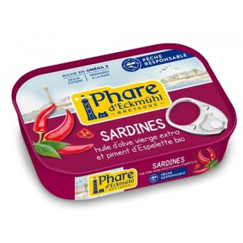 Sardines piment d'Espelette...
