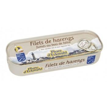 Filets harengs fumés Phare...