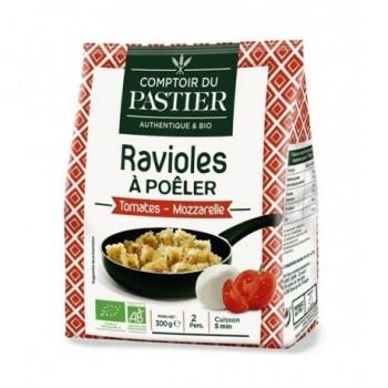 Ravioles a poeler...