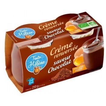 Creme renversee chocolat x...