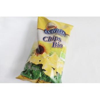 """Chips nature 230g""""anavieja"""""""