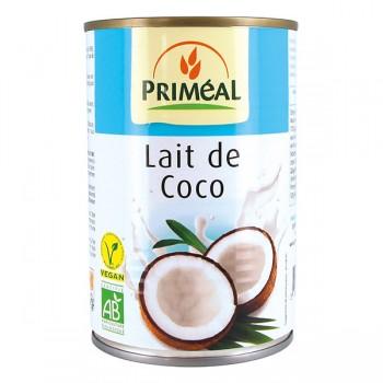 """Lait de coco 400ml """"primeal"""""""