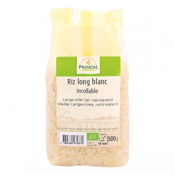 Riz long blanc incollable...