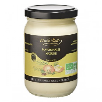 Mayonnaise nature 185g...