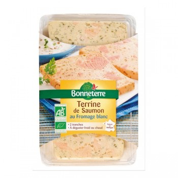 Terrine saumon from.blanc...
