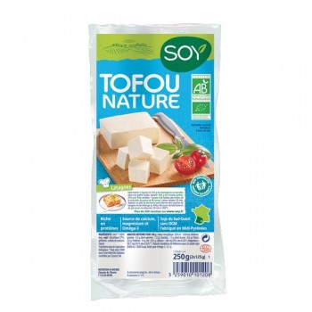 "Tofou nature 2x125g ""soy"""
