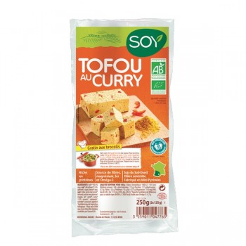 "Tofou curry 250g ""soy"""