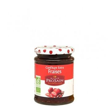 Confiture fraises 730g +...