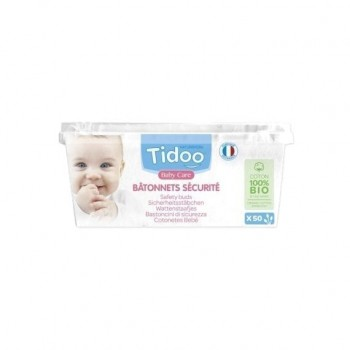 Bâtonnets bio bébé Tidoo
