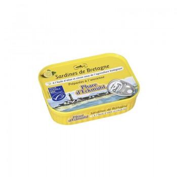 Sardines olive/citron Phare...