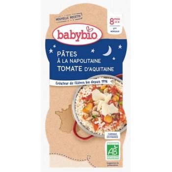 Bol pâtes napolitaine Babybio