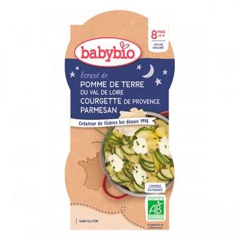 Bol p.terre/courgette Babybio