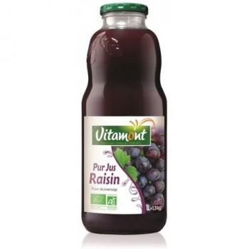 Jus raisins rouges 1l...