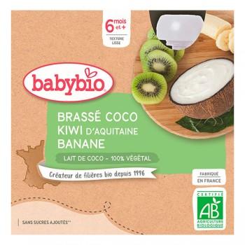 Brasse lait coco...
