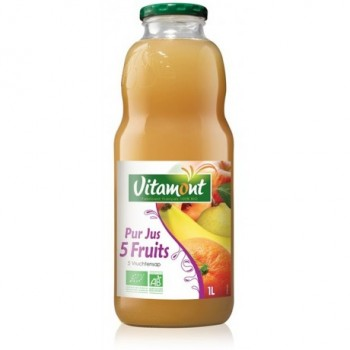 Jus 5 fruits 1l Vitamont
