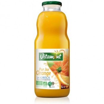 Jus orange 1l Vitamont