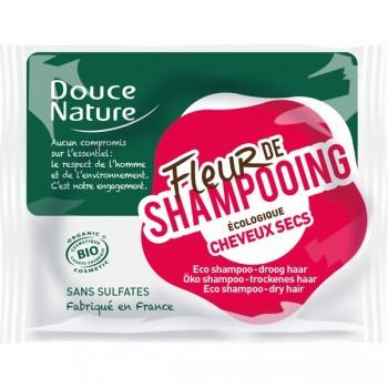 Fleur shampoing cheveux...