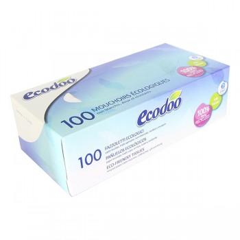 Mouchoirs boîte Ecodoo