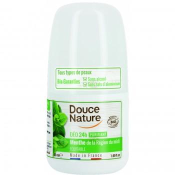 Deodorant peaux normales...