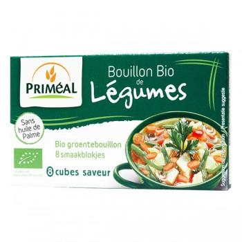 Bouillon cube légumes Priméal