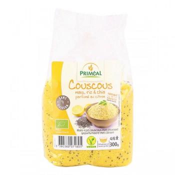 Couscous maïs/riz/chia Priméal