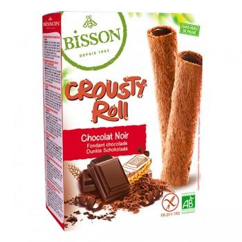 Crousty roll chocolat noir...
