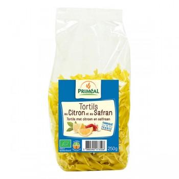 Tortils citron/safran Priméal
