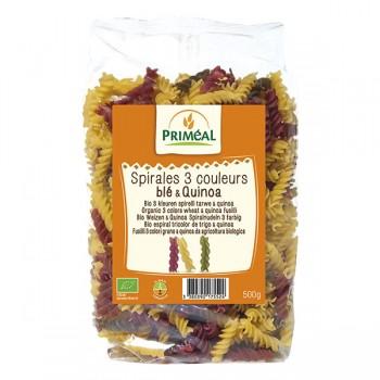 Spirales quinoa 3 couleurs...