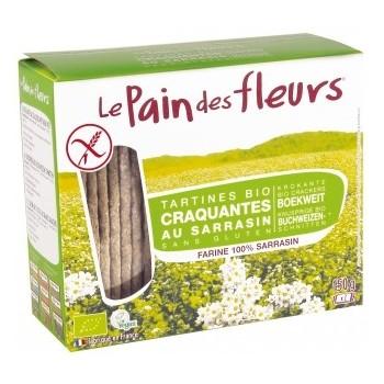 Pain des fleurs sarrasin 150g