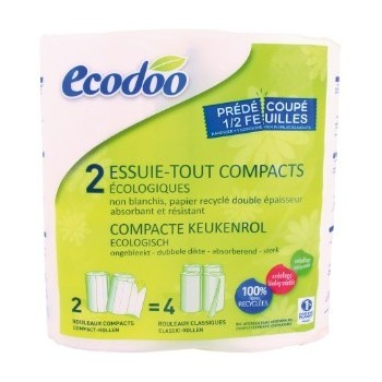 """Essuie tout compact """"ecodoo"""""""