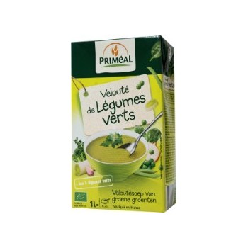 Veloute legumes verts...