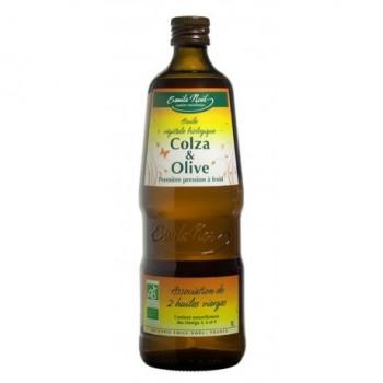 Huile colza/olive 1l Emile...
