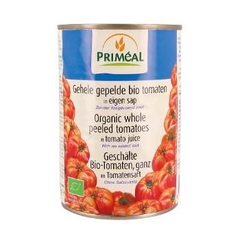 Tomates entieres pelees...