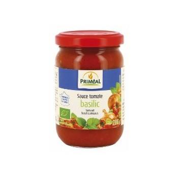 """Sauce tomate basilic """"priméal"""""""