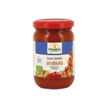 Sauce tomate arrabiata...