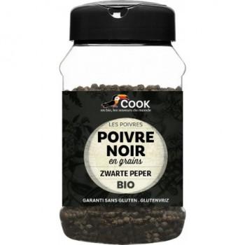 Poivre noir grains 200g - COOK
