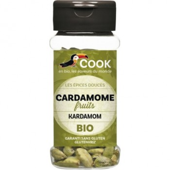 Cardamome fruits 25g - COOK