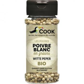 Poivre blanc grain 50g - COOK
