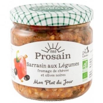 "Sarrasin aux legumes""prosain"""