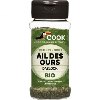 Ail des ours 16g - COOK
