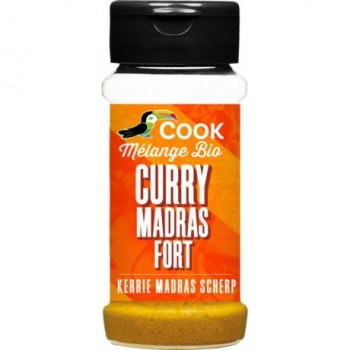 Curry madras fort 35g - COOK